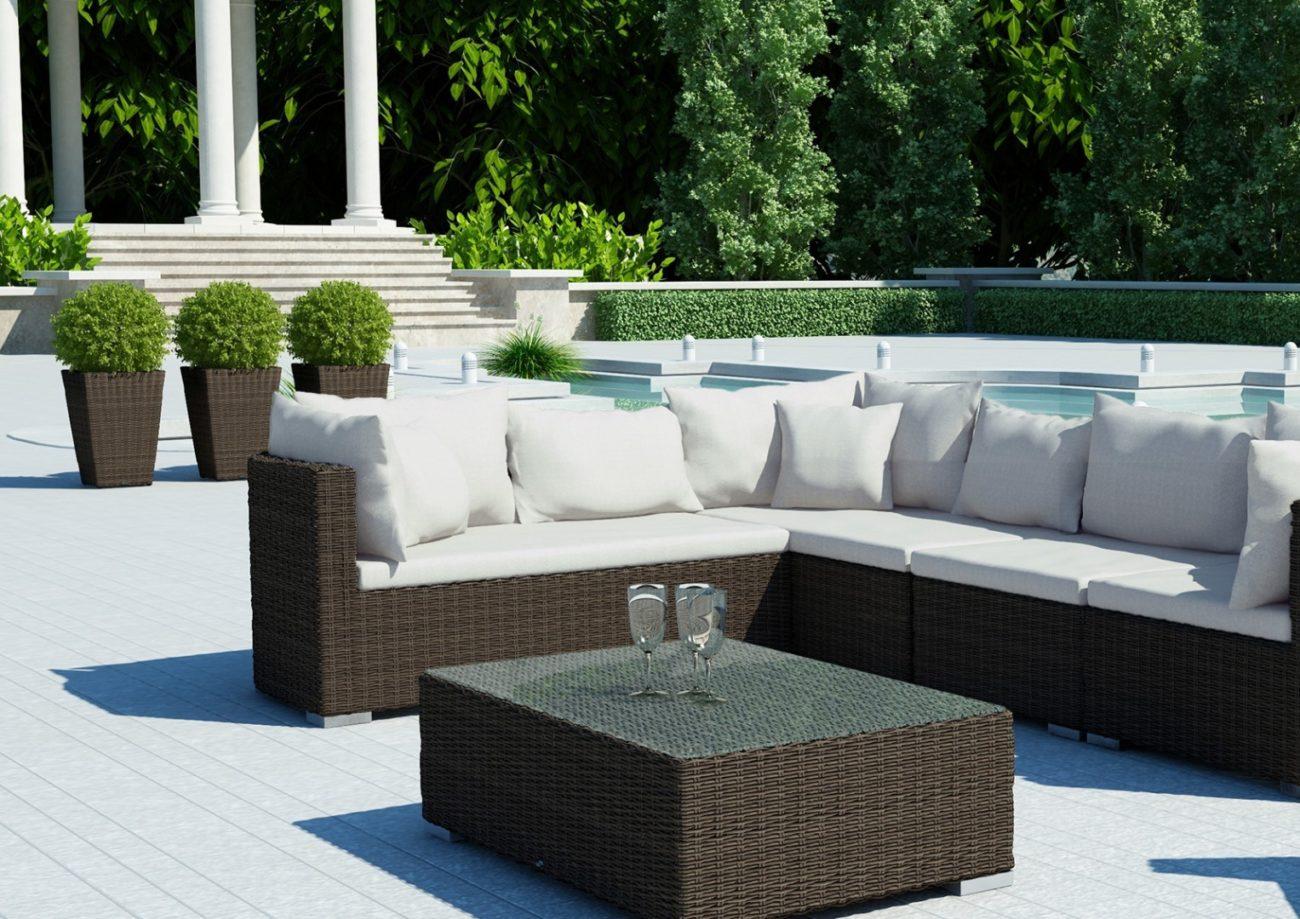 Znajdź meble idealne do swojego ogrodu – meble ogrodowe technorattanowe